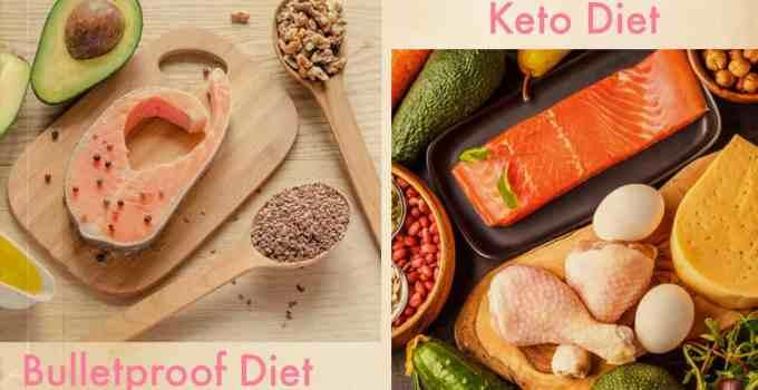 bulletproof vs Keto diet