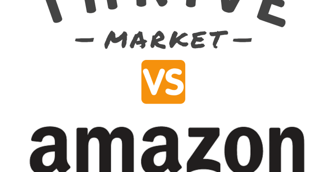 thrive market vs amazon compared