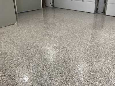 Garage Epoxy Flooring Altra Concrete Attractive Durable Garage Floors