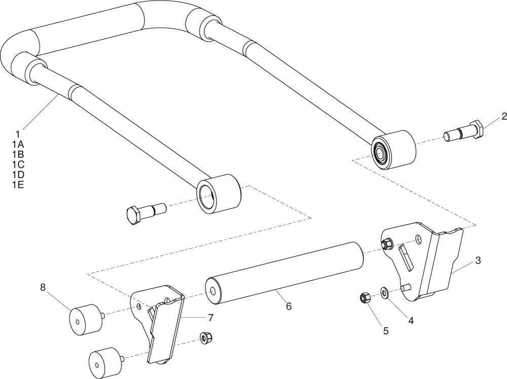 Altrad Belle :: Belle Spare Parts : PCX 12/36 & 13/40