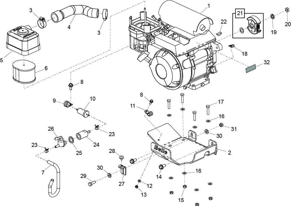 Honda Eu2000i Generator Parts Diagram. Honda. Auto Wiring