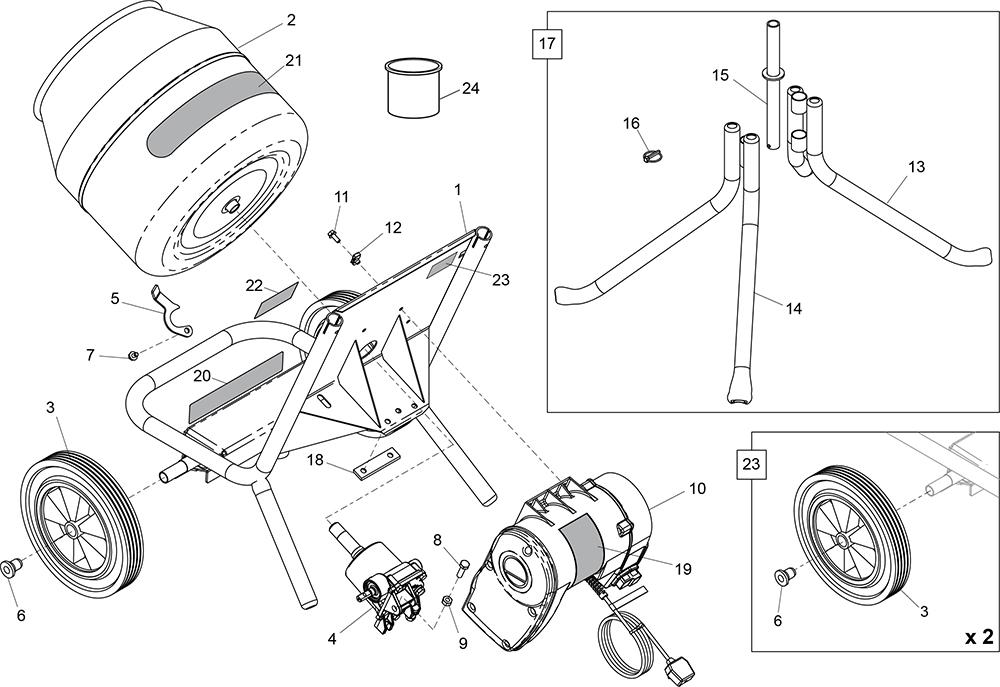 Kohler Engine Ch740 Parts Diagram Scag Intion Diagram