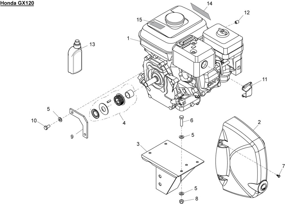 medium resolution of honda generator gx340 parts diagram honda auto wiring honda gx390