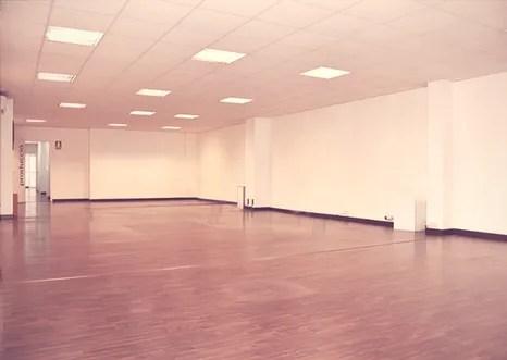 alquiler de sala grande para trabajo corporal