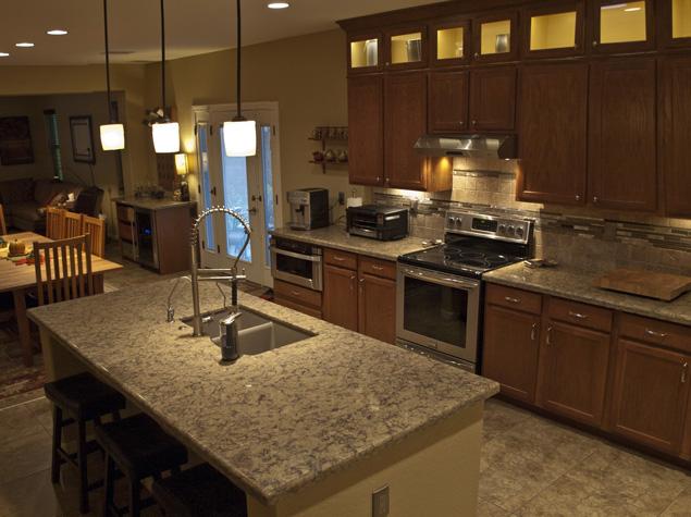Quartz Countertops Kitchen  Bath Counters Phoenix AZ