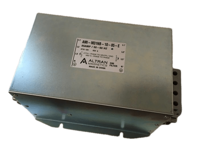 60bhs High Frequency Attenuation Power Entry Modules