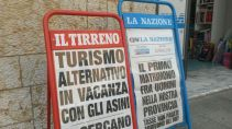 Altratoscana in italiaanse krant