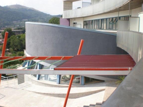 Le Terme del Tufaro - Eingangsbereich