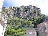 Colliano - Blick hinauf nach Collianello