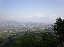 Senerchia - Aussicht auf das Val Sele