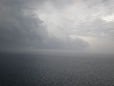 Wolken, Meer