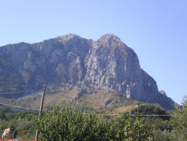 San Giovanni a Piro, Monte Bulgheria