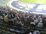 Hertha BSC Leverkusen Olympiastadion