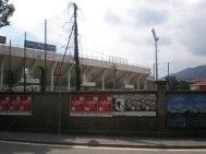 """Impressionen aus dem """"Stadio Franco Ossola"""" in Varese"""
