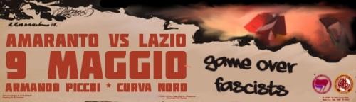 Antifaschistisches Fanfest in Livorno