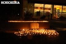 Schickeria Gedenktafel für Gabriele Sandri