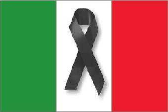 Italia lutto