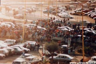 Cagliari Milan 91/92