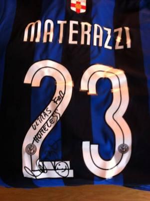 Trikot Marco Materazzi