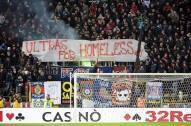"""""""Ultras for Homeless"""" in Bologna"""