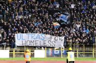 """""""Ultras for Homeless"""" Curva Nord Inter"""