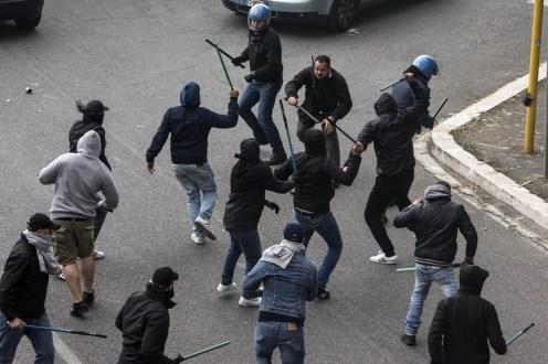 Italienisches Pokalfinale 2014