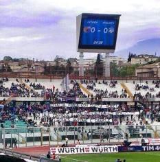 Catania gegen Atalanta