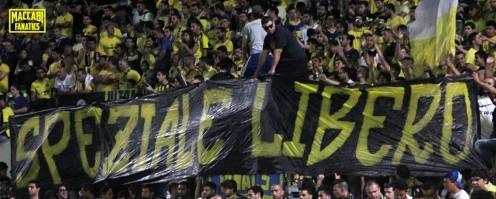 Maccabi el Aviv - Kiryat Shmona