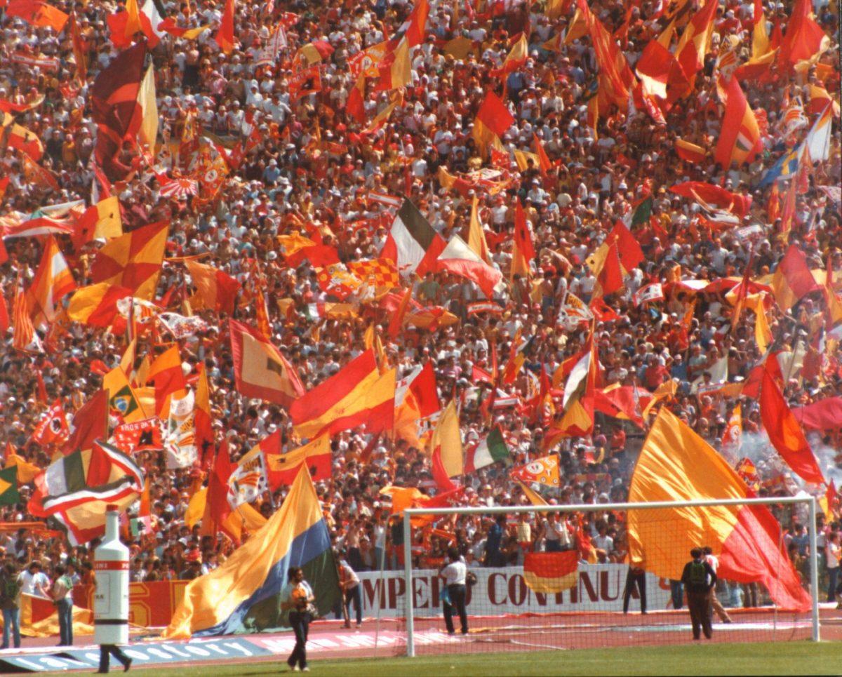 Curva Sud AS Roma