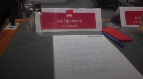Landtagstalk Stadionsicherheit
