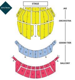 altria seating chart [ 1000 x 1000 Pixel ]