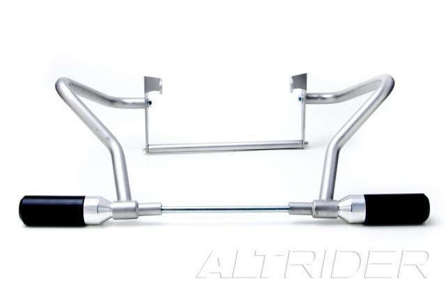 Crash Bars and Frame Slider Kit for Ducati Multistrada
