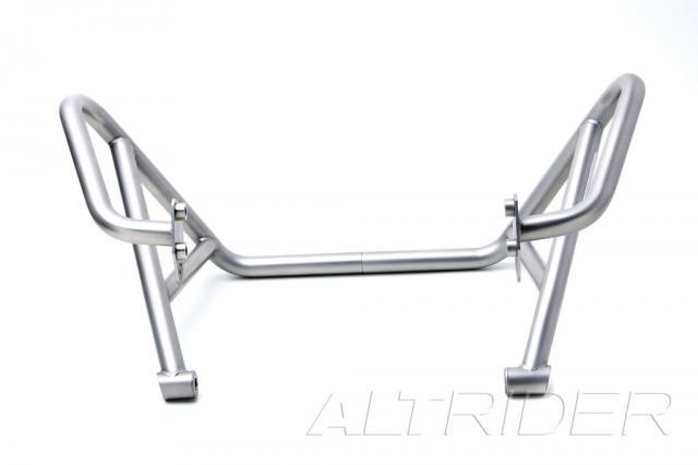 Crash Bars for the Suzuki V-Strom DL 1000-Silver AltRider