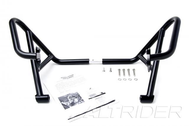 Crash Bars for the Suzuki V-Strom DL 1000-Black AltRider