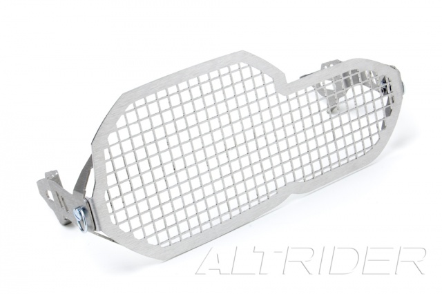 Stainless Steel Headlight Guard for the BMW F 650 AltRider