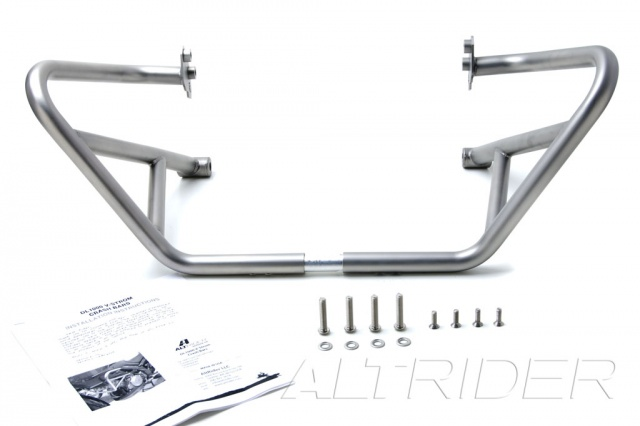 Crash Bars for the Suzuki V-Strom DL 1000 AltRider