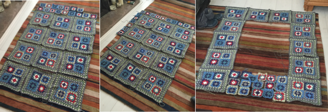 granny-square-blanket-grey-green-accent-colours-size