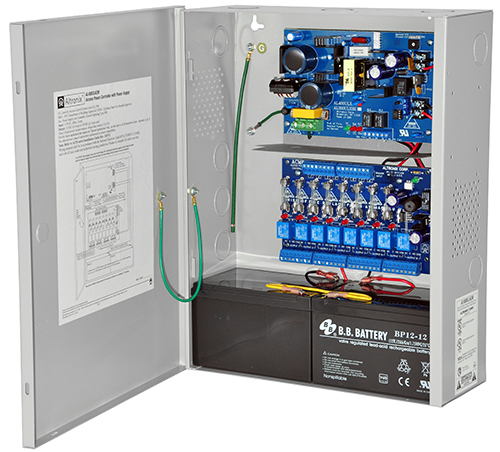 Electronics Control Module Printed Wiring Assembly Schematic Sheet 4