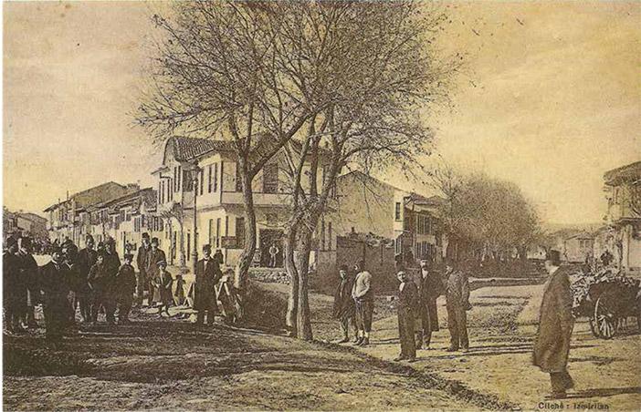 Eskişehir'de Ermeni mahallesi - Hoşnudiye