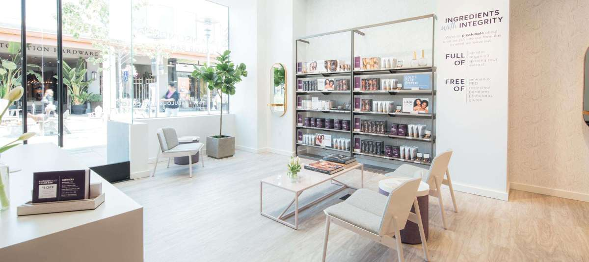 Image result for madison reed store