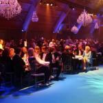 Iluminação e decoração jantar de gala