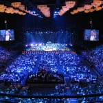 andre rieu iluminar eventos grandes estádios lustres
