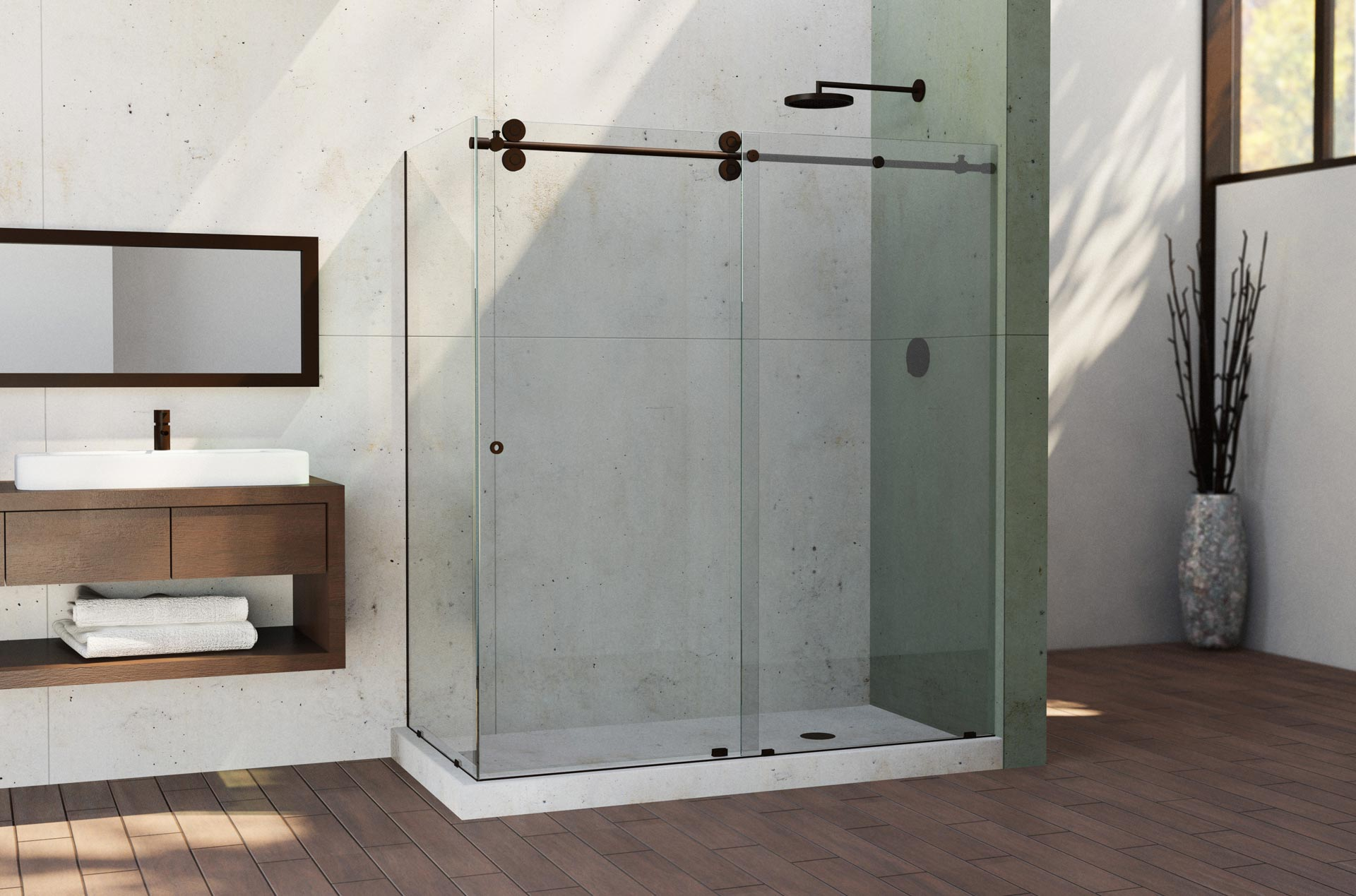 Alumax Bath Enclosures