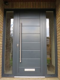 Contemporary Door & Aria: 221-1