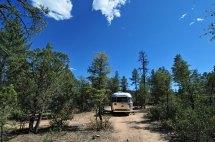dispersed camping fr405a aluminarium