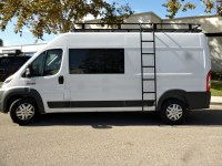 Dodge Promaster Roof Racks | Aluminess