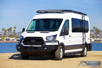 Ford Transit Roof Rack | Aluminess