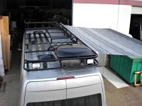 Sprinter Roof Racks | Aluminess