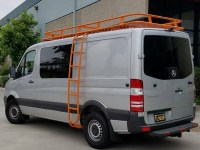 Sprinter Roof Rack Standard Racks | Aluminess