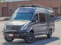 Aluminess Mercedes Sprinter Van Roof Racks | Sprinter ...